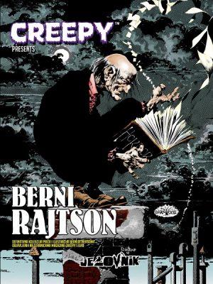 Prodaja stripova Juzni Darkwood horor jezovnik Berni Rajtson