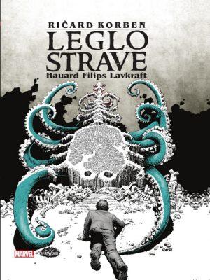 Online prodaja stripova Juzni Darkwood Jezovnik Leglo strave Lavkraft