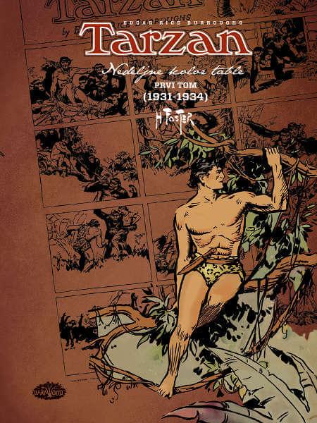 prodaja stripova online juzni darkwood stripanica tarzan strip