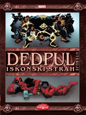 online prodaja stripova juzni darkwood dedpul strip marvel