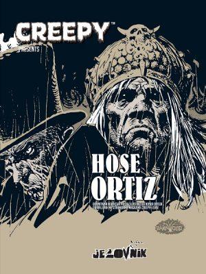 Online prodavnica stripova Juzni Darkwood Jezovnik Hose Ortiz Stripovi