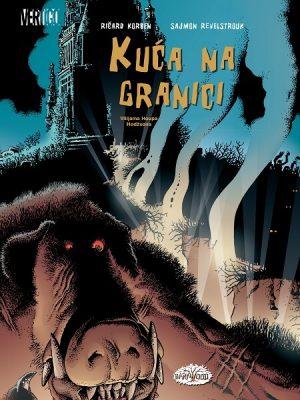 Prodaja stripova online striparnica Juzni Darkwood horor jezovnik kuca na granici
