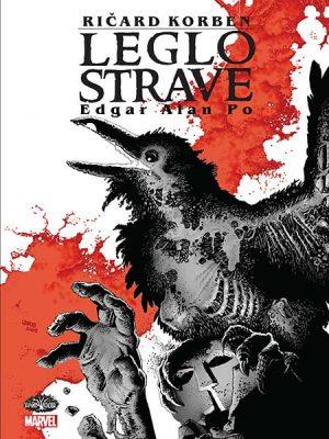 Online prodaja stripova Juzni Darkwood Striparnica Horor Jezovnik Edgar Alan Po