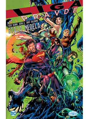 online prodaja stripova juzni darkwood liga pravde akvamen strip betmen supermen